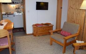Appartement pour 1 personnes à Lenk