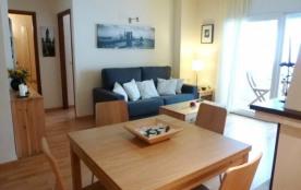 0170-CABALLITO DE MAR Modern 4 pers. apartment