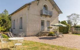 Le Pavillon de La Boissière - Cet ancien relais de chasse vous accueille au cœur de la vallée d'E...