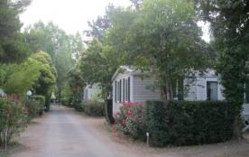 Camping Le Rebau  3* - Mobil-home 6 personnes - 3 chambres (entre 0 et 5 ans)