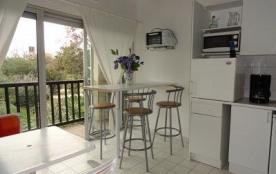 Résidence du Golfe, appartement studio/cabine de 25 m² environ pour 4 personnes située à 600 m de...