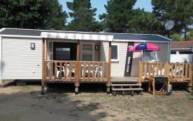 Village vacances sur camp (SIBLU) 4* (le bois Masson) 6/8 pers. 3ch, TT CONFORT, pisc int et ext, club enfant, animation