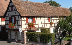Detached House à JEBSHEIM