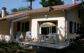 Detached House à LACANAU