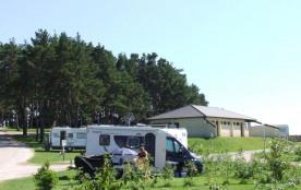 Camping Le Petit Bois, 90 emplacements, 38 locatifs
