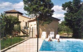 Gîtes de France Le Mazet des Oliviers - A 1 km des Vans, très belle maison indépendante sur grand...