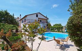 Appartement pour 4 personnes à Rovinj/Žminj