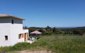 villa neuve  St Lucie de Porto-Vecchio  juillet /août proche mer