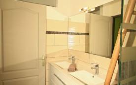 salle de bain des chambres 4 et 5
