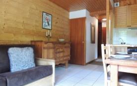 DUCHE - studio + cabine 4 personnes
