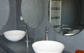 2ème salle de bains - lavabos