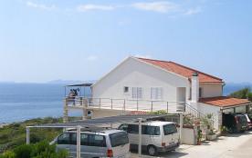 Appartement pour 2 personnes à Korčula/Zavalatica