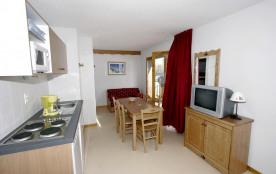 Appartement 2 pièces cabine 6 personnes (type 62CC)