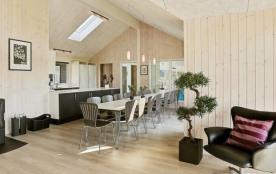 Maison pour 8 personnes à Frederiksværk