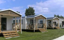Camping les Seulières, 60 emplacements, 21 locatifs