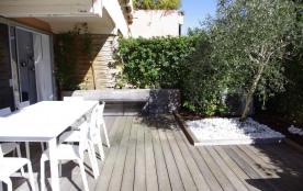 2 pièces de 55 m² situé dans résidence LE BAILLI avec garage privé.