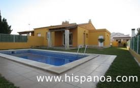 Villa 8 personnes à Escala situ&eacut