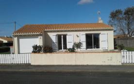 Maison pour 4 pers. avec internet, Saint-Hilaire-de-Riez