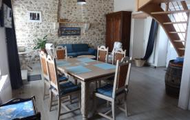 Ile de Noirmoutier, belle maison à l'Epine