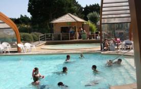 Camping Le Chatelet   5* - Mobil-home 6 personnes - 2 chambres, TV (entre 6 et 10 ans)