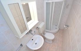 Appartement pour 2 personnes à Vodice/Jadrija
