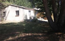 Gîte 2 chambres, au pied de la Meunerie Romaine de Barbegal