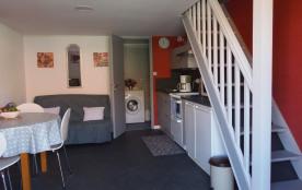 """Port Leucate – accès direct à la mer - Villa tout confort 4/6 p.– Résidence """"La Grande Bleue"""" - capacité : 4/6 personnes"""