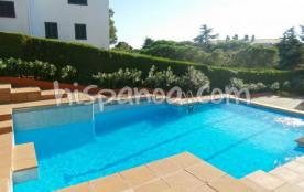 A louer pour vacances appartement 8 personnes à Calella de Palafrugell |pin