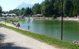 Lac Bleu -Zone d'activité Verchaix/Morillon