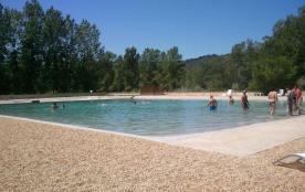 bassin d'eau naturel 750 m2
