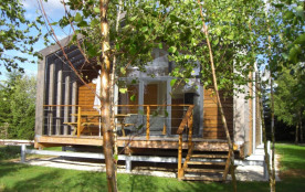 Gîte Argent côté terrasse