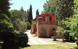 Maison pour 8 personnes à Palaia