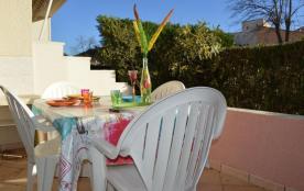Appartement studio avec cabine de 27 m² environ pour 4 personnes situé à 400 m de la plage et à e...