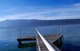 VEYRIER - Maison avec accès direct au lac & Ponton
