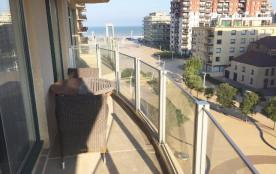 Appartement 1 chambre agréable avec vue latérale sur mer