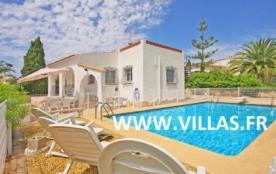 Villa OL Pao - Très jolie villa avec piscine privée située à Calpe, dans l'urbanisation d'Ortemba...