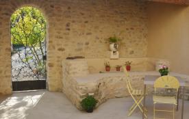 Gîte PATIO NYONS , au milieu des vignes et des oliviers avec piscine
