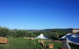 Camping Les Olivettes, 35 emplacements