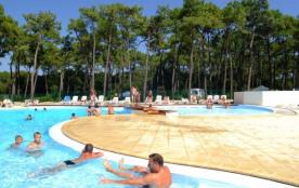 Camping La Plage de Riez   3* - Mobil-home 6 personnes - 3 Chambres (entre 0 et 5 ans)