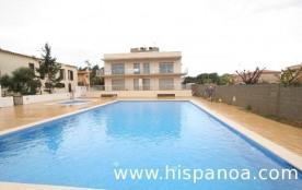 Location de vacances avec piscine à Escal