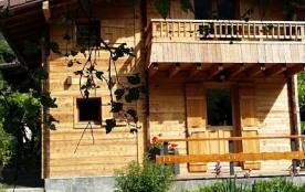 Chalets individuels,3 étoiles, proximité Stations des Aravis,lac d'Annecy