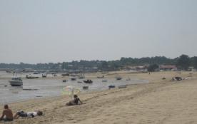La plage du Cap ferret