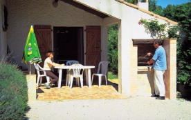 Gîtes de France maison neuve comprenant 2 gîtes côte à côte.
