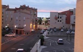 Résidence Roches Rouges, appartement deux pièces de 40 m² environ pour 4 personnes située à 300 m...