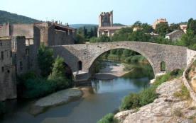 Lagrasse cité médiévale à 9 kms