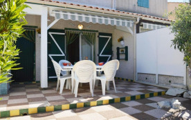Narbonne Plage (11) - Quartier des Karantes - Résidence les Jardins d'Ulysse. Pavillon 3 pièces -...
