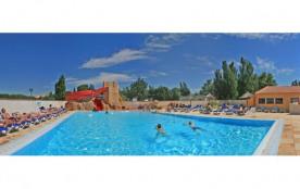 Camping  Le Roussillon  4* - Mobil-home 6 personnes - 3 chambres  (entre 11 et 15 ans) (Max. adultes: 4)