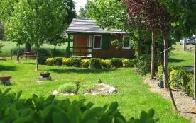 Chalet pour 4 personnes entre Rodez et Albi - Joli chalet au cœur de l'Aveyron, située à 2 km du ...