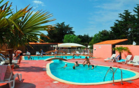 Camping La Maurie - Mh Confort Plus 3Ch 6pers + Terrasse Couverte