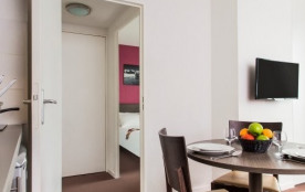Adagio access Aparthotel Marseille Saint Charles - Appartement 1 chambre 4 personnes
